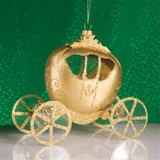 de carlini cinderella carriage ornament the cottage shop