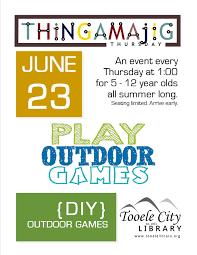 06 23 tamj diy backyard games tooele city