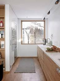 cuisine blanc laqu plan travail bois cuisine blanche avec plan de travail bois with cuisine blanche avec