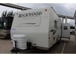 Camper Trailer Rentals Houston Tx 2009 Forest River Rockwood Ultra Lite 2604 Houston Tx