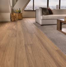carlisle wide plank flooring in distressed walnut i like this