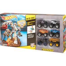 monster jam trucks toys wheels monster jam ultimate max d bundle walmart com