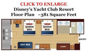 disney world floor plans disneys yacht club floor plan from yourfirstvisit net jpg 1500