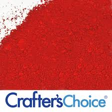 crafters choice bath bomb red powder color wholesale supplies plus