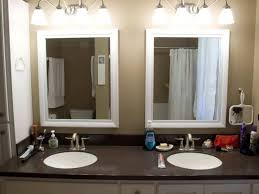 Bathroom Cabinets With Lights Bathroom Large Bathroom Vanity Mirrors 31 Large Bathroom Vanity