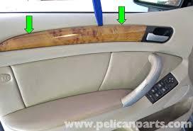 Interior Door Panel Repair Bmw X5 Door Panel Replacement E53 2000 2006 Pelican Parts