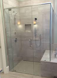 Frameless Shower Door Frameless Showers With Header Frameless Shower Doors