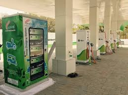 electric vehicles charging stations acme launches india first electric vehicle charging station