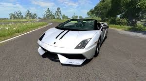 lamborghini pickup truck lamborghini gallardo lp570 4 spyder performante for beamng drive