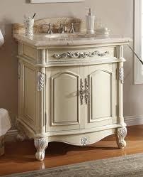 Vintage Bathroom Vanity Sink Cabinets by Adelina 32