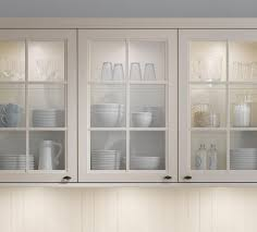 Overhead Kitchen Cabinets by White Kitchen Cabinets With Glass Doors Ideas Kitchen Cabinets