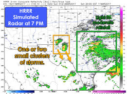 Permian Basin Map Strong Storms Possible This Evening In West Texas U0026 Permian Basin