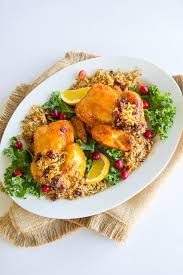 apricot glazed cornish hens rice pilaf say grace