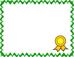 Halloween Border Templates by 20 Printable Certificate Borders Blank Certificates