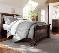 Bed Frame And Dresser Set Banks Bed Dresser Set Pottery Barn