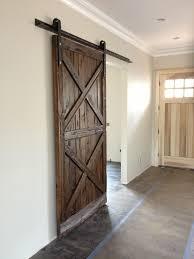 Barn Style Doors Sliding Barn Door Design
