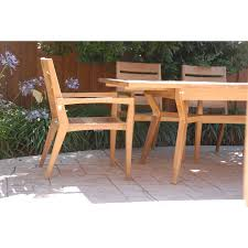 Teak Dining Tables And Chairs Outdoor Dining Table Set Olga Collection