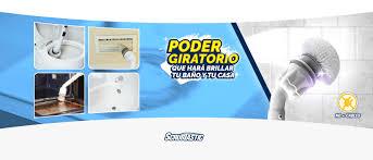 cepillo limpiador scrubtastic a3d chile cepillo automático de