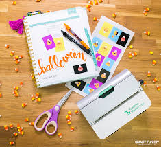 Printable Halloween Candy Coupons by Diy Candy Corn Planner Stickers For Halloween