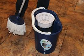 twist and shout mop spin mop review