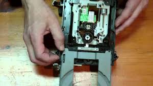 xbox 360 howto repair dvd disc drive open tray error youtube