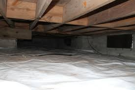 why a clean crawl space is important for your home