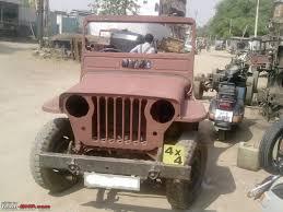 modded white jeep a modded jeep from bahadurpura team bhp