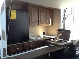 rv kitchen appliances rv kitchen appliances cruiser bunkhouse w outside kitchen