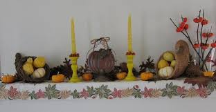cozy thanksgiving decorating ideas living room makeover in fall