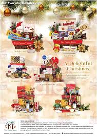 the cocoa trees christmas hamper promotion singapore