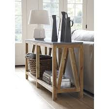 Entryway Tables And Consoles Bluestone Console Table Console Tables Crates And Barrels