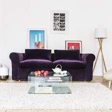 habitat canapé 2 places salon notre sélection de 18 canapés colorés canon canapé 2