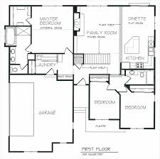 new one story house plans chic design 12 one story house plans single open floor