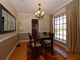popular paint colors for kitchens dining room with chair rail