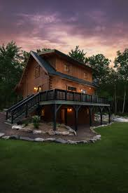 35 best log home exteriors images on pinterest log cabins log