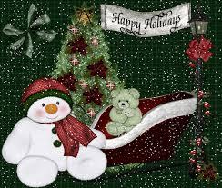 happy christmas cards animated christmas lights decoration