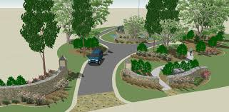 landscaping landscape design using sketchup