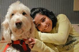 ehlena and wonder the service dog u0027s incredible journey to the