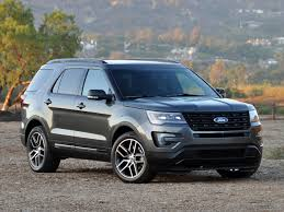 review ford explorer sport 2016 ford explorer overview cargurus