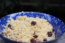 comment cuisiner des pois chiches recette couscous aux pois chiches et aux raisins secs toutes les