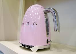 Smeg Appliances Relive The Space Age With Smeg S New Retro Appliances Reviewed