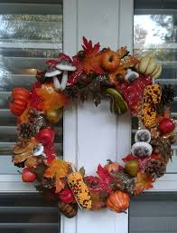 thanksgiving wreaths diy autumn halloween and thanksgiving wreath roundup parenting patch