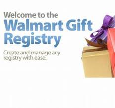 top places for wedding registry walmart wedding registry how to create your walmart baby registry