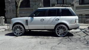 range rover rims 2004 land rover range rover information and photos zombiedrive