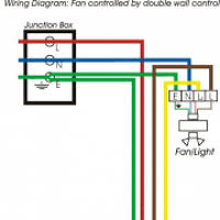 wiring of extractor fan yondo tech