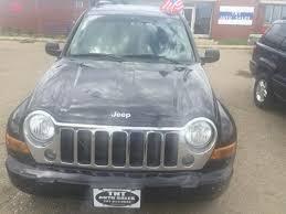 black 2005 jeep liberty black jeep liberty in dakota for sale used cars on