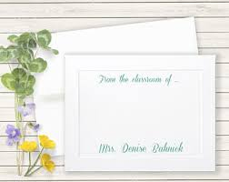 embossed note cards embossed notecards etsy