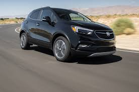 buick encore silver buick encore 2018 motor trend suv of the year contender motor trend