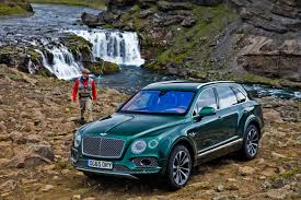 bentley bentayga 2016 official 2016 bentley bentayga fly fishing by mulliner gtspirit
