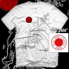 Japan Design by Tattoo Industry U0027s Leading Talents Design Shirts To Support